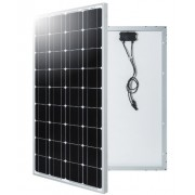 Солнечная панель, монокремний 100Вт/12В GE100-36M