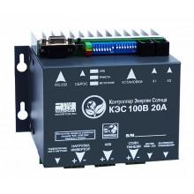 Контроллер заряда КЭС MPPT 12/24 В, 20 А, 100 В СБ