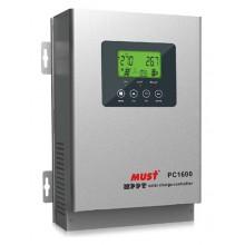 Контроллер заряда PC16-6015F MPPT 12/24/48 В, 60 А, 150 В СБ