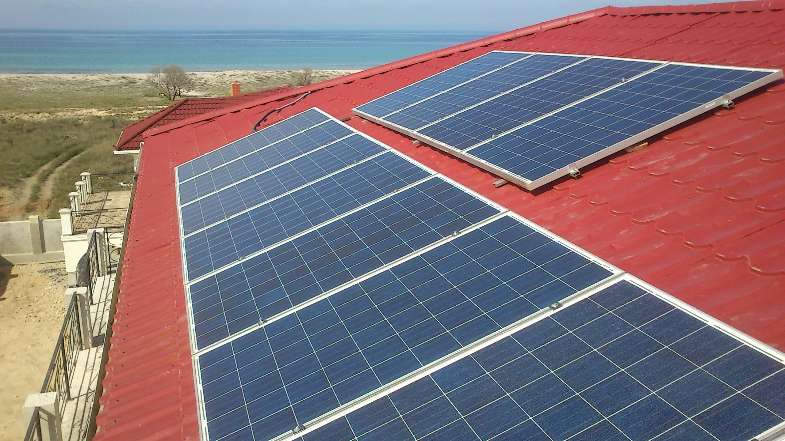 Солнечная батарея Википедия 2